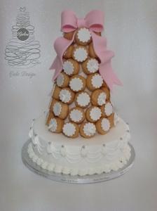 Apoline Cake design - création de pièces montées pour vos maraiges